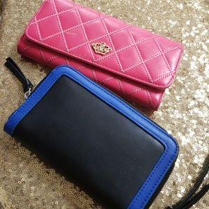 Handbags - Two fashion wallets